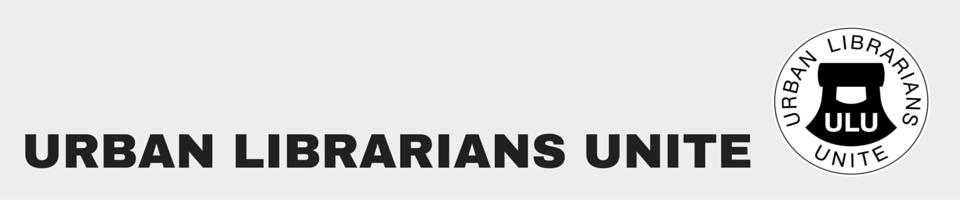 Urban Librarians Unite