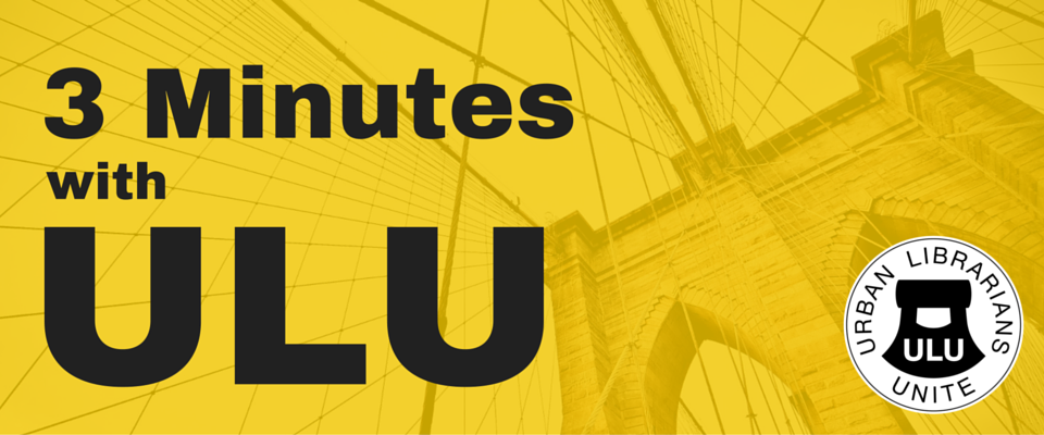 3 Minutes with ULU