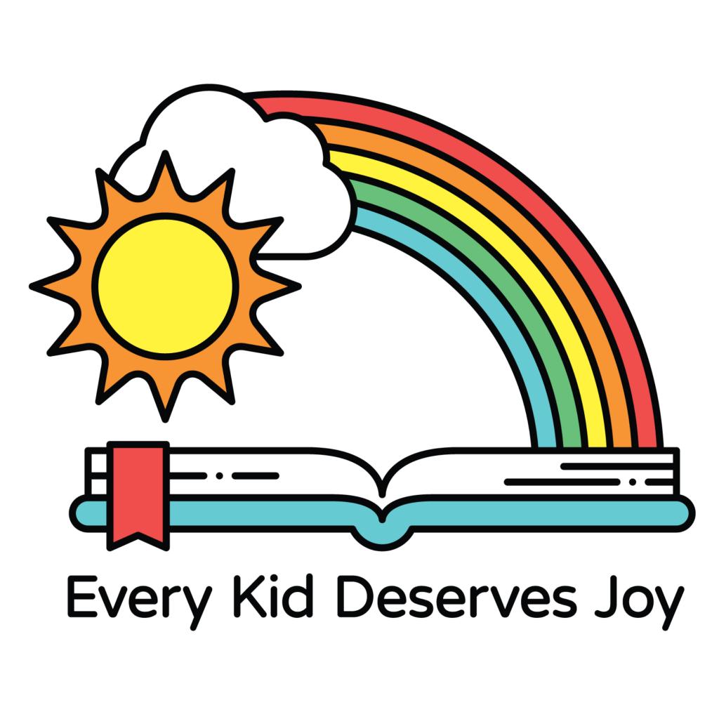 every kid deserves joy logo